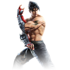 Tekken (Mobile) Jin Kazama 1
