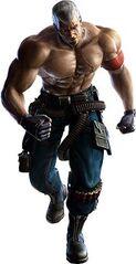 Tekken Tag Tournament 2 Bryan Fury