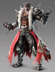 Tekken 7 Fated Retribution Armor King II