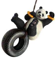 Tekken Tag Tournament 2 Panda