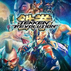 Tekken Revolution Cover Art
