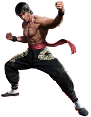 Tekken Tag Tournament 2 Marshall Law