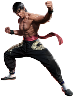 Tekken Tag Tournament 2 Marshall Law