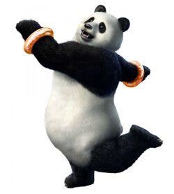 Tekken 6 Bloodline Rebellion Panda