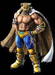 Tekken 7 Fated Retribution King II