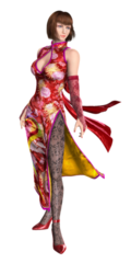 Tekken 5 Anna Williams