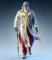 Tekken 7 Fated Retribution Leroy Smith