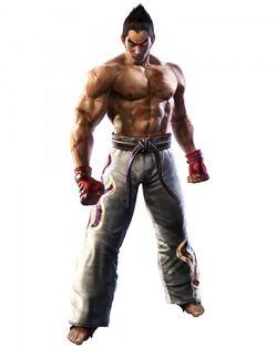 Tekken 6 Bloodline Rebellion Kazuya Mishima