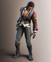 Tekken 7 Fated Retribution Miguel Caballero Rojo