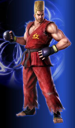 Tekken7Paul