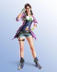 Tekken 7 Fated Retribution Julia Chang