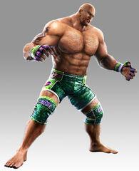 Tekken Tag Tournament 2 Craig Marduk