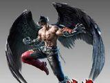Devil Jin (Hauptserie)