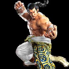 Tekken (Mobile) Feng Wei 1