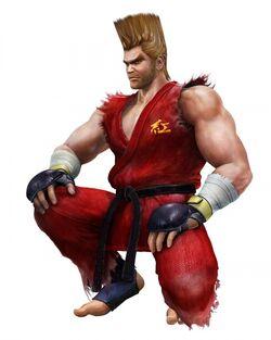 Tekken 6 Bloodline Rebellion Paul Phoenix