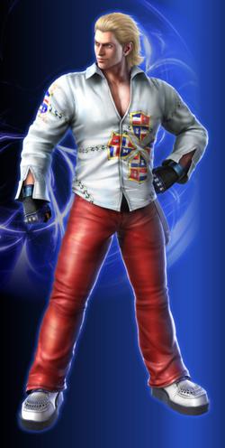 Tekken7Steve