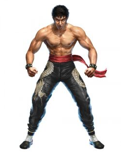 Tekken 6 Bloodline Rebellion Marshall Law