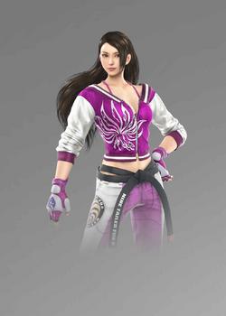 Tekken (Mobile) Shuwawei