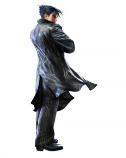 Tekken 6 Bloodline Rebellion Jin Kazama