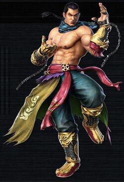 Tekken 7 Fated Retribution Feng Wei