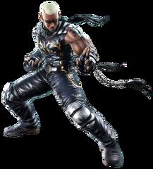 Tekken Tag Tournament 2 Raven