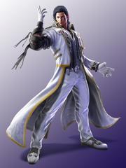 Tekken 7 Claudio Serafino