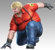 Tekken Tag Tournament 2 Bob Richards