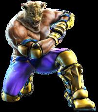 Tekken Tag Tournament 2 King II