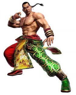 Tekken 6 Bloodline Rebellion Feng Wei