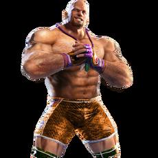 Tekken (Mobile) Craig Marduk 1