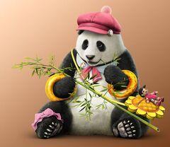 Tekken 7 Fated Retribution Panda
