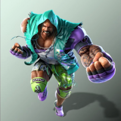 Tekken 7 Fated Retribution Craig Marduk
