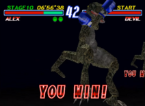 Alex Tekken 2 12