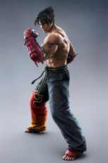 Tekken Tag Tournament 2 Jin Kazama