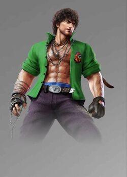 Tekken (Mobile) Miguel Caballero Rojo 1