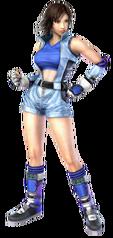 Tekken 5 Asuka Kazama