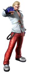 Tekken Tag Tournament 2 Steve Fox