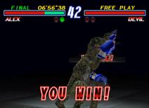 Alex Tekken 2 13