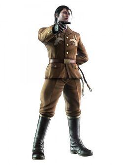 Tekken 6 Bloodline Rebellion Sergei Dragunov
