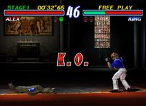 Alex Tekken 2 10