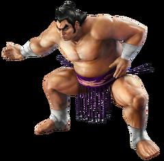 Tekken Tag Tournament 2 Ganryu