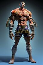 Tekken 7 Fated Retribution Fahkumram