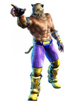 Tekken 6 Bloodline Rebellion King II