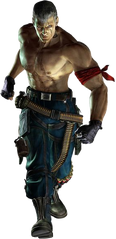 Tekken 5 Bryan Fury