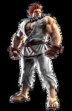 Tekken (Mobile) Akuma 1