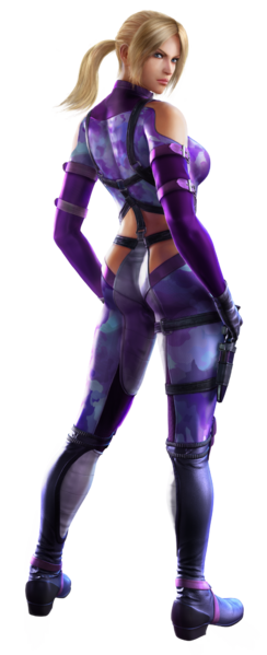 Tekken Tag Tournament 2 Nina Williams