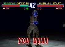 Alex Tekken 2 11