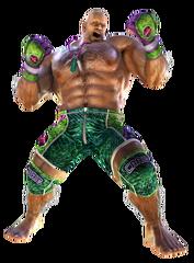 Tekken 5 Craig Marduk
