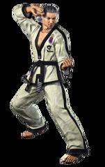 Tekken 5 Baek Doo San