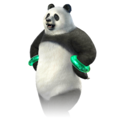 Tekken (Mobile) Panda 1